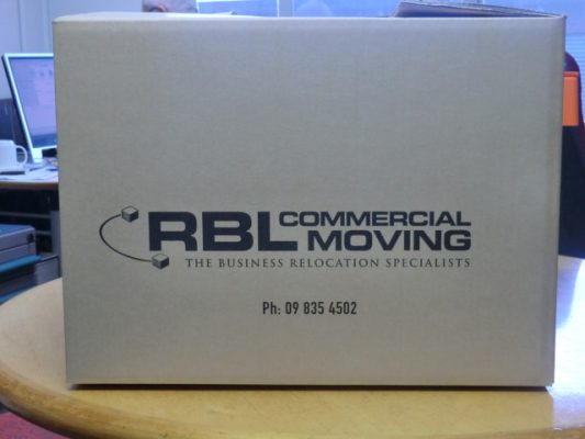 RBL commercial moving